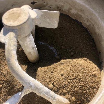 造園西山 施工実績 SOIL WORK