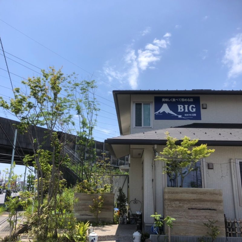 造園西山 施工事例 神奈川県平塚市 レストランBIG平塚